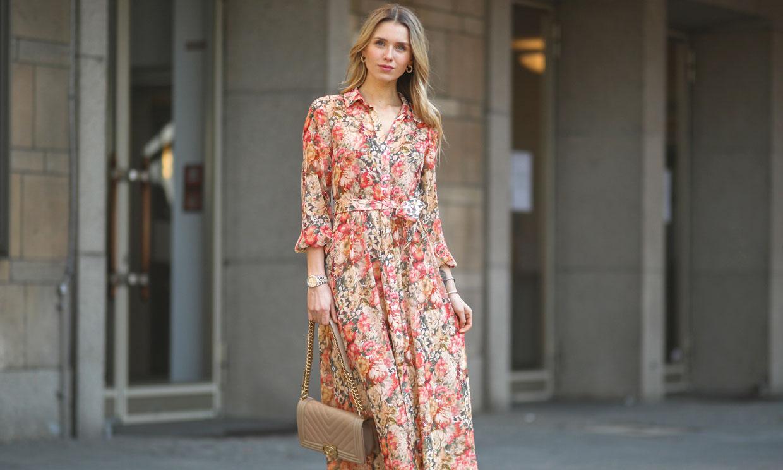 10 formas de llevar el estampado de flores en vestidos, camisas y pantalones