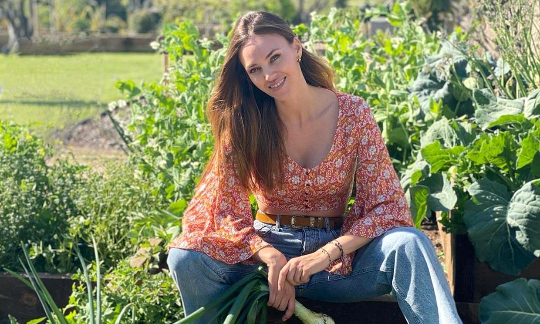 Helen Lindes nos propone un look de primavera por 50 euros