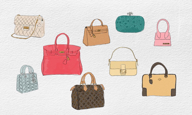 Un siglo de historia de la moda en los 9 bolsos más icónicos