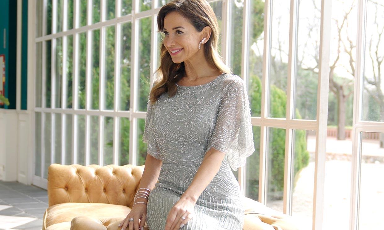 Cecilia Gómez, modelo de excepción con las tendencias para las invitadas más estilosas