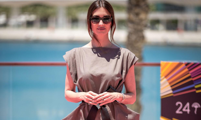 Paz Vega se suma a las selectas invitadas que visten los diseños de esta aristócrata española