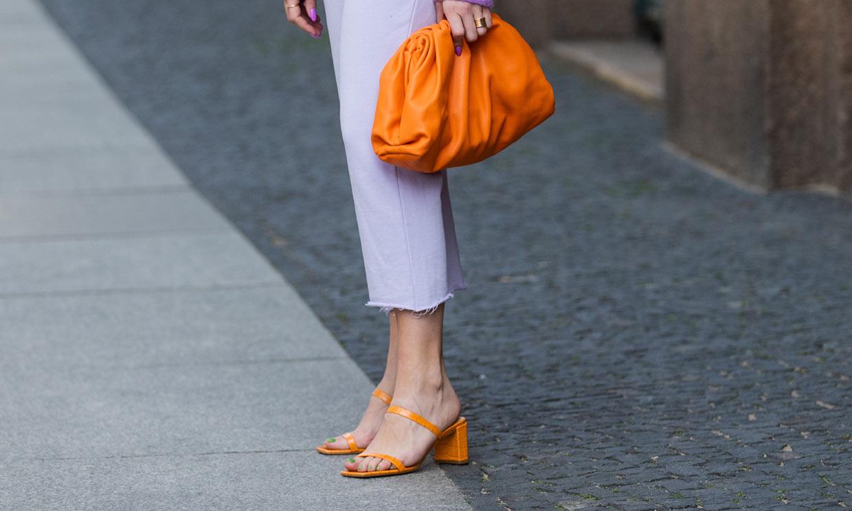 Compra rebajadas las sandalias de tacón cómodo más fáciles de combinar