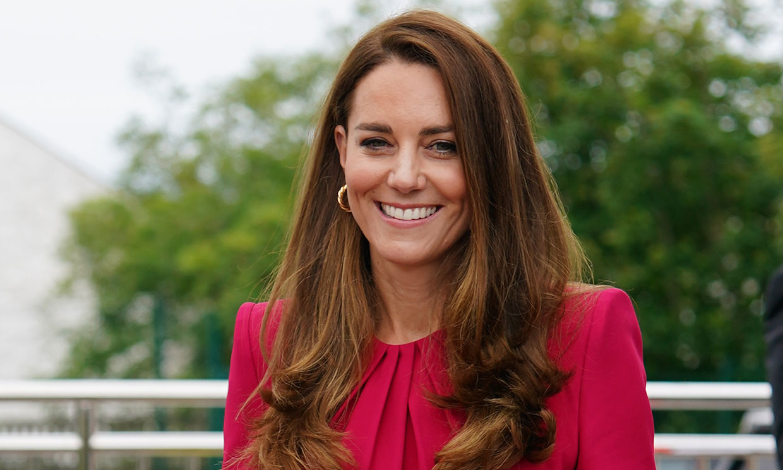 ¡Ahora sí! Los pendientes de 13 euros que lleva Kate Middleton pueden ser tuyos