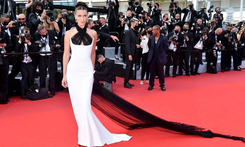 De Bella Hadid a Carla Bruni: vuelve lo mejor de la alfombra roja al Festival de Cannes