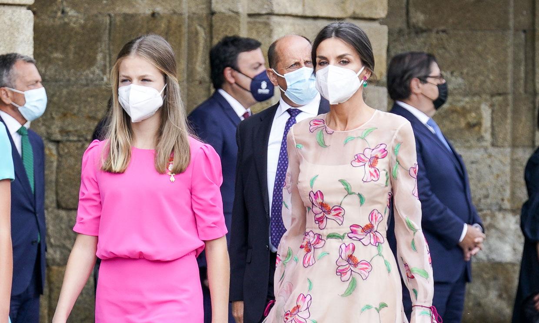 Zara versiona los zapatos 'slingback' que comparten doña Letizia y la Princesa de Asturias