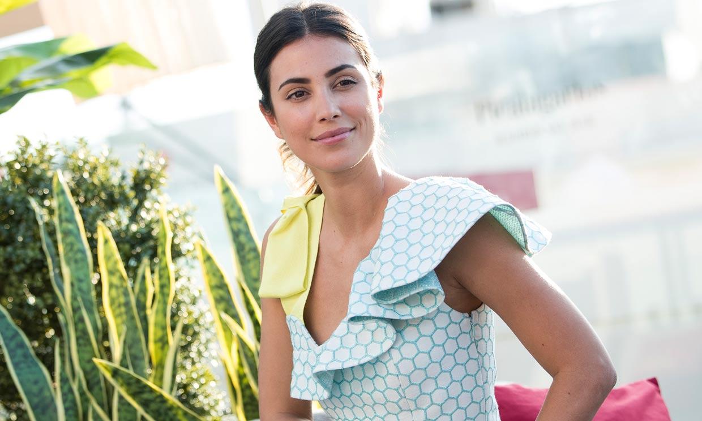 Sassa de Osma brilla con un vestido de Zara rebajado a 13 euros