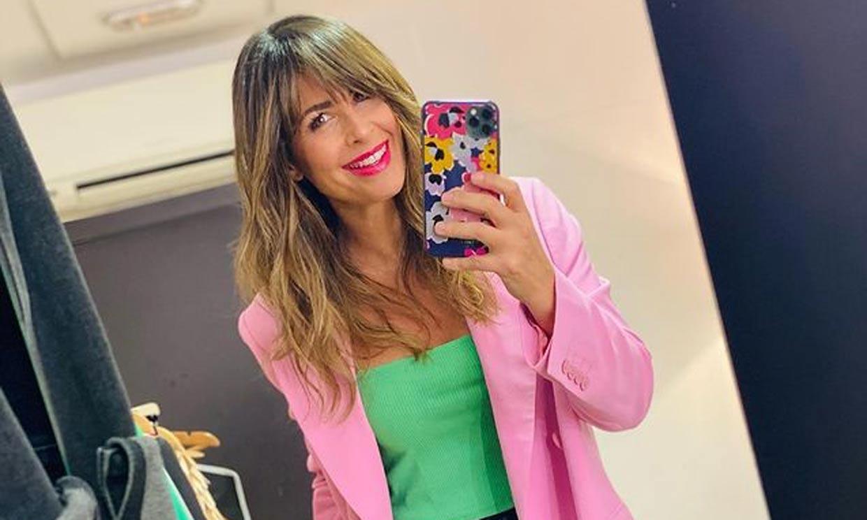 El look 'prohibido' de Nuria Roca con un top de Zara de 6 euros