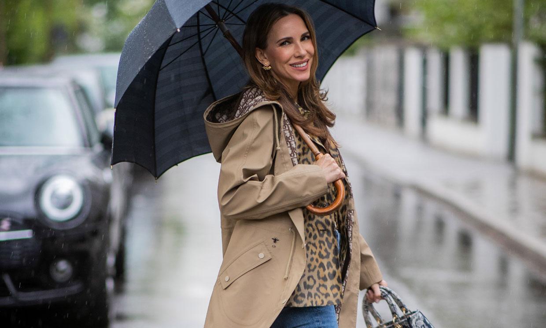 Looks para hacer frente a la lluvia con estilazo