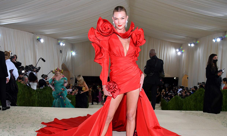 Los looks más impresionantes en la alfombra roja de la Gala MET 2021