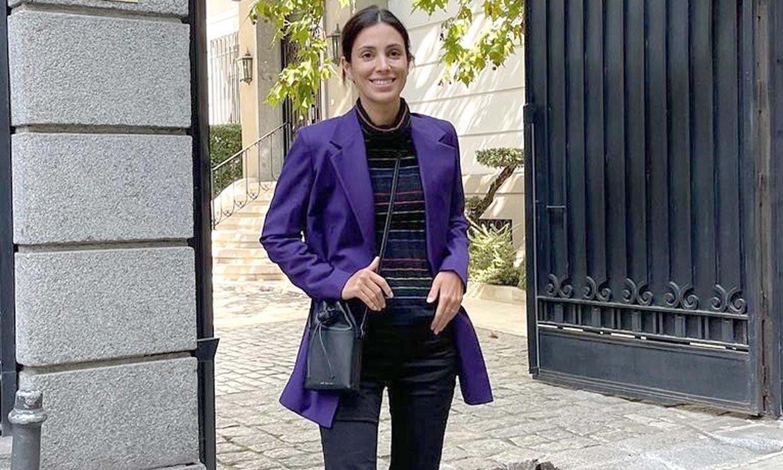 Sassa de Osma sucumbe a los vaqueros 'cropped flare' preferidos de Nuria Roca