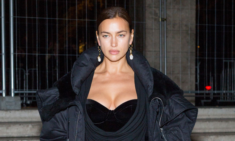 La combinación más inusual de Irina Shayk que pone en evidencia el 'efecto Kanye West'