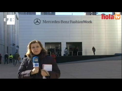Informe a cámara: Max Azria abre con su desfile la Semana de la Moda de Nueva York