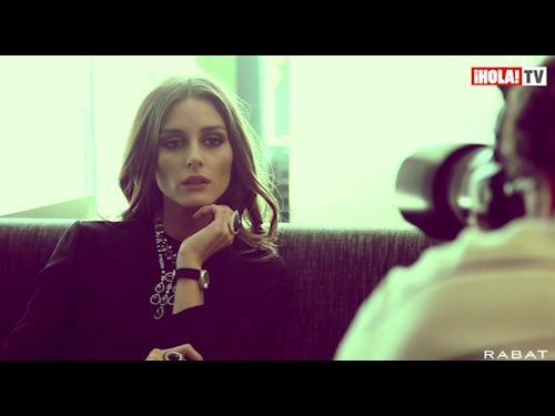 'Making of': Olivia Palermo para Rabat