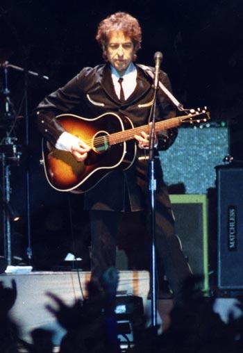 El mundo de la música festeja los sesenta años de Bob Dylan