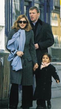 """Madonna: 'Me instalé en Londres porque mi marido me amenazó con dejarme si no lo hacía"""""""