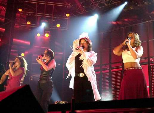 Los chicos de 'Operación Triunfo' iniciaron su gira con gran éxito