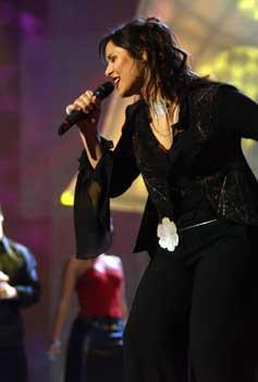 Ha comenzado Eurovisión: Rosa a punto de cumplir su sueño