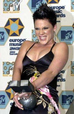 Ganadores de los premios MTV