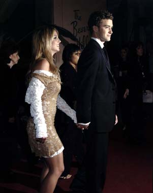 Britney Spears quiere volver con Justin Timberlake