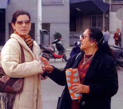 Raquel Bollo, esposa de Chiquetete: 'Nos llevamos divinamente. Está todo fenomenal'
