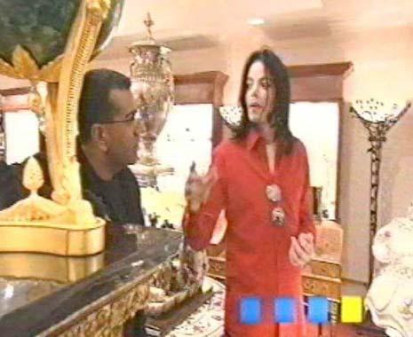 La vida privada de Michael Jackson al descubierto ante 14 millones de espectadores