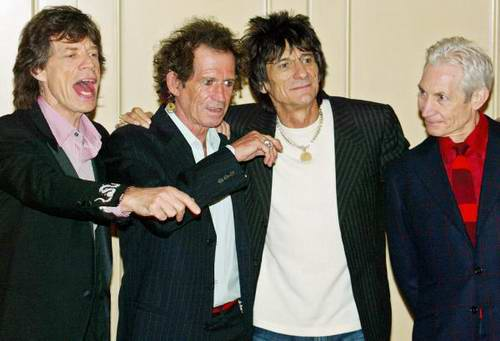 Los Rolling Stones regresan a España con su gira 'Forty Licks'