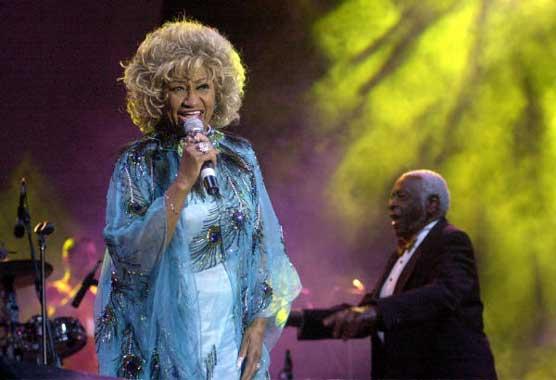 Muere a los 78 años Celia Cruz, la 'Reina de la salsa'