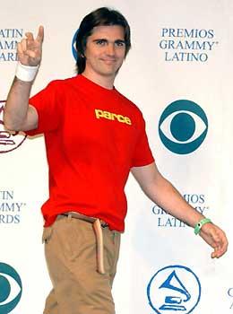David Bisbal consigue dos nominaciones a los Grammy Latinos