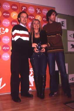 Alejandro Sanz y el dúo Bebo Valdés y Diego 'El Cigala', triunfadores de la gala de los Premios Amigo