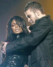 Justin Timberlake, Back at the Super