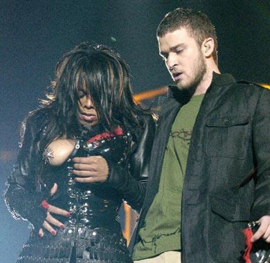 La CBS pagará una multa millonaria por el destape de Janet Jackson