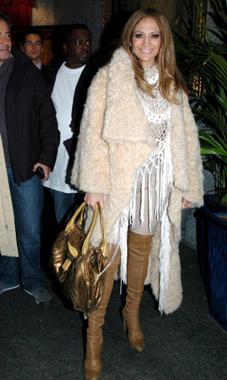 Jennifer López y Marc Anthony, romántica estancia en Madrid