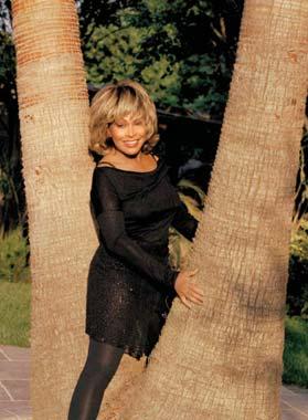 Tina Turner, por ella no pasan los años
