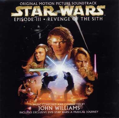 BSO: Episodio III. La venganza de los Sith