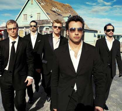 Los Backstreet Boys, en directo esta semana en España