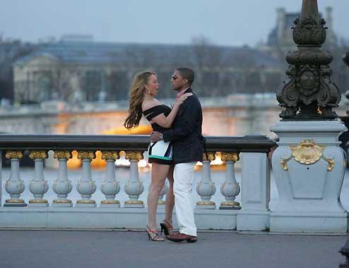 Mariah Carey revoluciona París