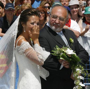 esposa david bustamante: