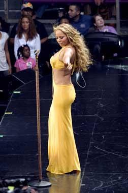Mariah Carey, el retorno de una estrella