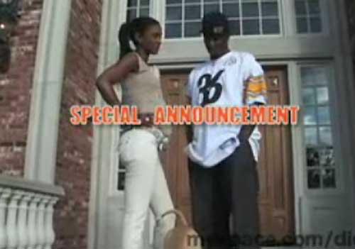 P. Diddy anuncia que será padre de gemelos con un divertido vídeoclip