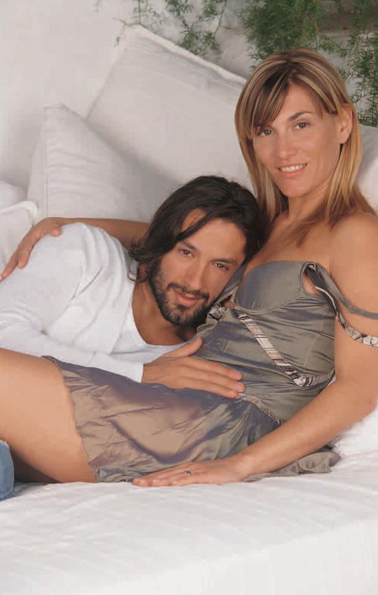 El bailarín Rafael Amargo se separa de su esposa, Yolanda Jiménez