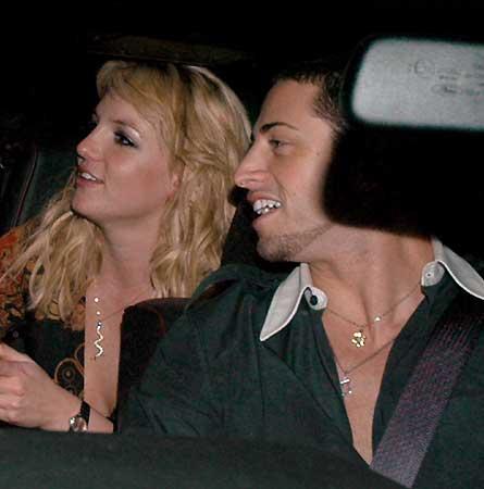 Un amigo de Kevin Federline, el nuevo acompañante de Britney en sus noches de fiesta