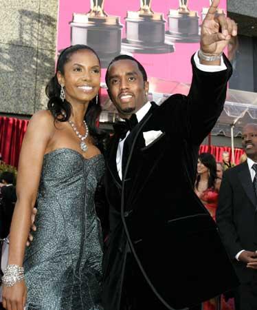 El rapero P. Diddy, y su mujer, la modelo Kim Porter, han sido padres de gemelas