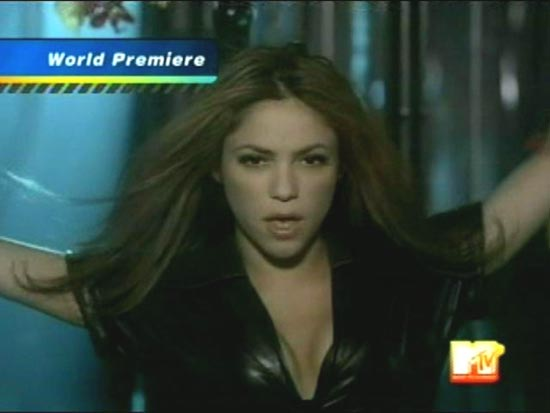 Shakira y Beyoncé Knowles seducen en su nuevo videoclip