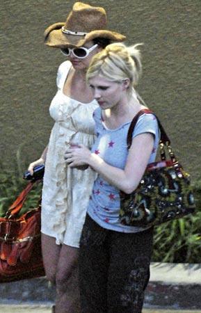 La primera semana de una nueva Britney Spears