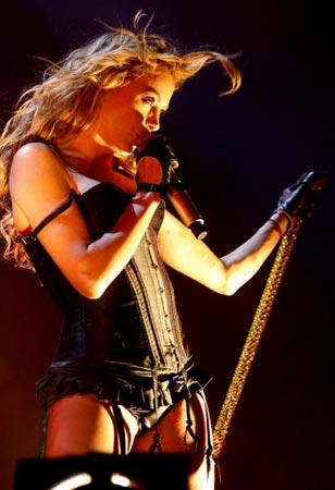 Paulina Rubio, sus dos últimos conciertos en España antes de casarse