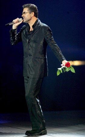 George Michael se une al grupo de los modernos mecenas de las artes