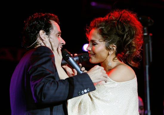 Jennifer López planea descubrir con su marido, Marc Anthony, la diversión de las giras
