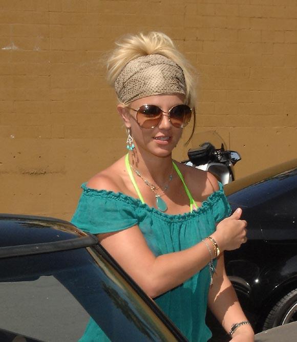 Britney Spears vuelve a las listas con su nuevo single, 'Gimme More'