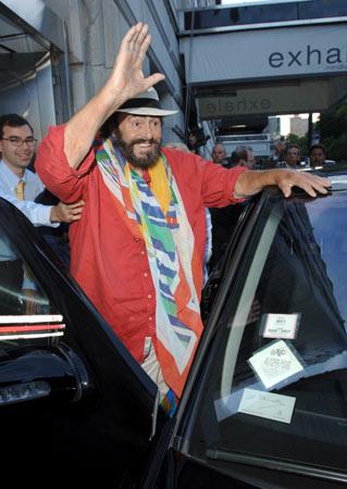 Así vivió sus últimos meses Luciano Pavarotti