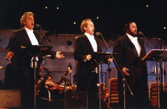 'Pavarotti & friends', el legado musical del gran tenor